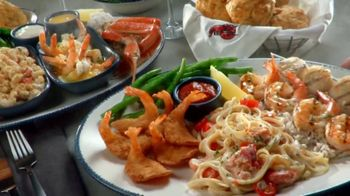 Red Lobster Create Your Own Ultimate Feast TV Spot, 'Get Your Feast On' - Thumbnail 7