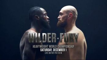 Showtime Pay-Per-View TV Spot, 'Wilder vs. Fury' Song by Billie Eilish - Thumbnail 7