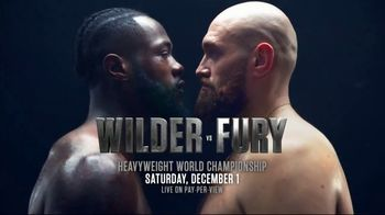 Showtime Pay-Per-View TV Spot, 'Wilder vs. Fury' Song by Billie Eilish - Thumbnail 8