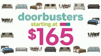 Ashley HomeStore Extended Black Friday Sale TV Spot, 'Doorbuster Savings' - Thumbnail 7