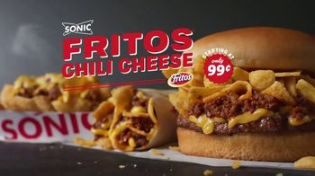 Sonic Drive-In Fritos Chili Cheese Faves TV Spot, 'Price of Comfort' - Thumbnail 2