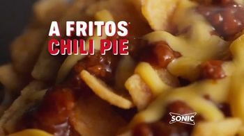 Sonic Drive-In Fritos Chili Cheese Faves TV Spot, 'Price of Comfort' - Thumbnail 3