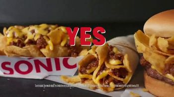 Sonic Drive-In Fritos Chili Cheese Faves TV Spot, 'Price of Comfort' - Thumbnail 8