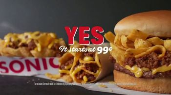 Sonic Drive-In Fritos Chili Cheese Faves TV Spot, 'Price of Comfort' - Thumbnail 9