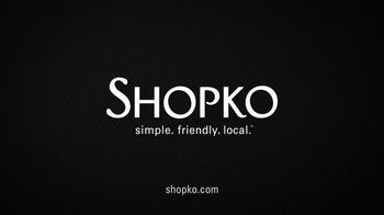 Shopko 1-Day Doorbuster Sale  TV Spot, 'Saturday Only' - Thumbnail 9
