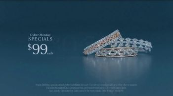 Zales Cyber Monday Sale TV Spot, 'Diamond Specials' - Thumbnail 3