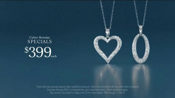 Zales Cyber Monday Sale TV Spot, 'Diamond Specials'