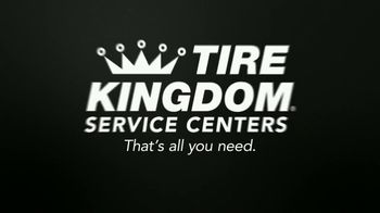 Tire Kingdom Extended Black Friday Savings TV Spot, 'Buy Two Tires, Get Two' - Thumbnail 10