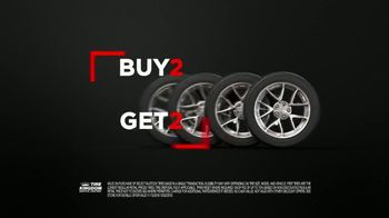 Tire Kingdom Extended Black Friday Savings TV Spot, 'Buy Two Tires, Get Two' - Thumbnail 5