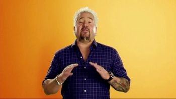 No Kid Hungry TV Spot, 'Food Network Stars: The Power of $1' Ft. Guy Fieri, Alton Brown, Bobby Flay - Thumbnail 2