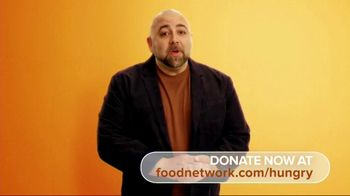 No Kid Hungry TV Spot, 'Food Network Stars: The Power of $1' Ft. Guy Fieri, Alton Brown, Bobby Flay - Thumbnail 8