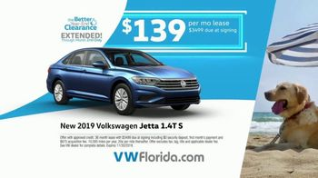Volkswagen Better Year-End Clearance TV Spot, 'Black Friday Is Over: 2019 Jetta' [T2] - Thumbnail 6
