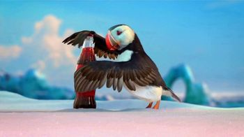 Coca-Cola TV Spot, 'Puffin' - Thumbnail 2