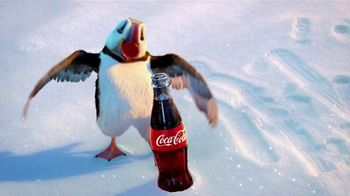 Coca-Cola TV Spot, 'Puffin' - Thumbnail 8