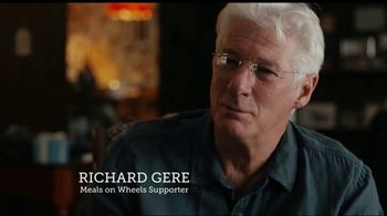 Meals on Wheels America TV Spot, 'Homer and Richard Gere'