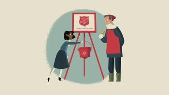 The Salvation Army TV Spot, 'NBC: When You Give'