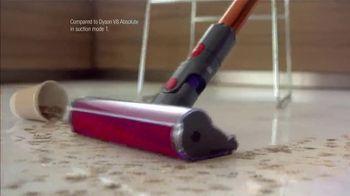 Dyson Cyclone v10 TV Spot, 'Digital Vacuum' - Thumbnail 6