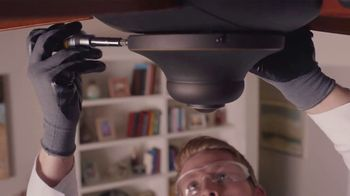 Mister Sparky TV Spot, 'Don't Do It Yourself: Ceiling Fan' - Thumbnail 6