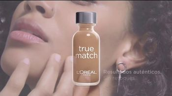 L'Oreal Paris True Match TV Spot, '45 tonos' con Aja Naomi King [Spanish] - Thumbnail 5