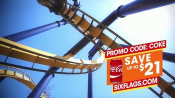 Six Flags TV Spot, 'Giant Waterpark' - Thumbnail 9