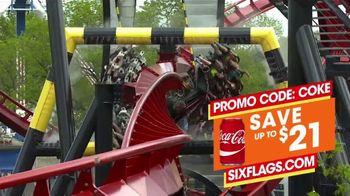 Six Flags TV Spot, 'Giant Waterpark' - Thumbnail 7