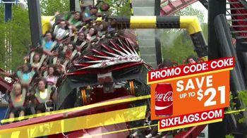 Six Flags TV Spot, 'Giant Waterpark' - Thumbnail 8