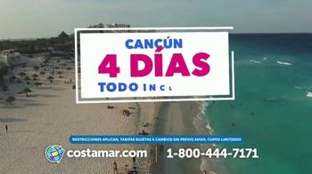 Costamar Travel TV Spot, 'Vacaciones inolvidables: Cancún' [Spanish]