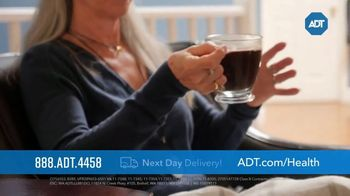 ADT Medical Alert Service TV Spot, 'Health and Senior Safety' - Thumbnail 9