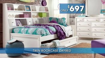 Rooms to Go Kids and Teens Summer Sale and Clearance TV Spot, 'Beds' - Thumbnail 2