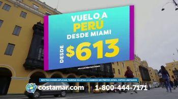 Costamar Travel TV Spot, 'Destinos: Punta Cana y Perú' [Spanish] - Thumbnail 2