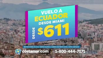 Costamar Travel TV Spot, 'Destinos: Punta Cana y Perú' [Spanish] - Thumbnail 4