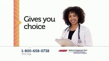 UnitedHealthcare AARP Medicare Supplement Plans TV Spot, 'Two Minutes' - Thumbnail 7