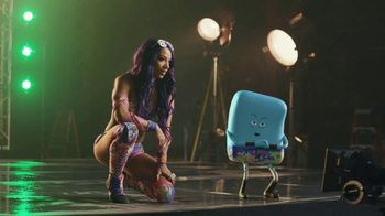 Cricket Wireless TV Spot, 'Signal Smash' Featuring Sasha Banks - Thumbnail 5