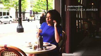 Pandora Radio TV Spot, 'Cafe Playlist' - Thumbnail 4