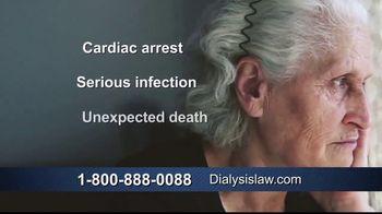 Dialysis Law TV Spot, 'Unexpectedly' - Thumbnail 3