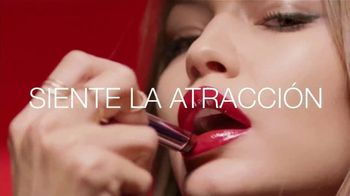 Maybelline Shine Compulsion TV Spot, 'Siente la atracción' [Spanish] - Thumbnail 2
