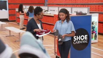 Shoe Carnival Buy One, Get Half Off Event TV Spot, 'Lots of Shoes' - Thumbnail 2