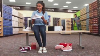 Shoe Carnival Buy One, Get Half Off Event TV Spot, 'Lots of Shoes' - Thumbnail 9