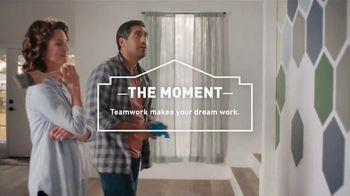 Lowe's TV Spot, 'Teamwork Makes Your Dream Work' - Thumbnail 8