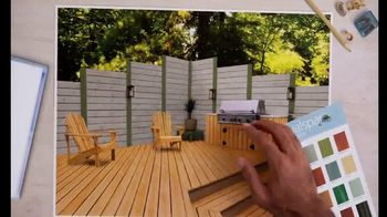 Valspar TV Spot, 'Dare to Stain' - Thumbnail 3
