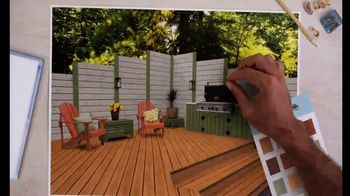Valspar TV Spot, 'Dare to Stain' - Thumbnail 7