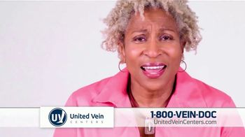 United Vein Centers TV Spot, 'Leg Swelling'