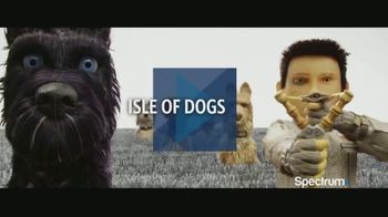 Spectrum on Demand TV Spot, 'Quiet Place   Isle of Dogs'