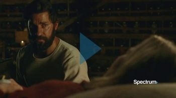 Spectrum on Demand TV Spot, 'Quiet Place | Isle of Dogs' - Thumbnail 1