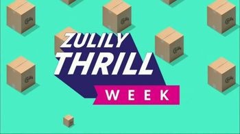Zulily Thrill Week TV Spot, 'Coconut' - Thumbnail 5