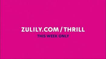 Zulily Thrill Week TV Spot, 'Coconut' - Thumbnail 8