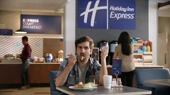 Holiday Inn Express TV Spot, 'Be The Readiest to Fuel Your Best Moves' - Thumbnail 5