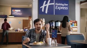 Holiday Inn Express TV Spot, 'Be The Readiest to Fuel Your Best Moves' - Thumbnail 6
