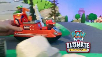 Paw Patrol Ultimate Rescue TV Spot, 'So Big' - Thumbnail 1