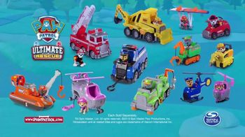 Paw Patrol Ultimate Rescue TV Spot, 'So Big' - Thumbnail 9
